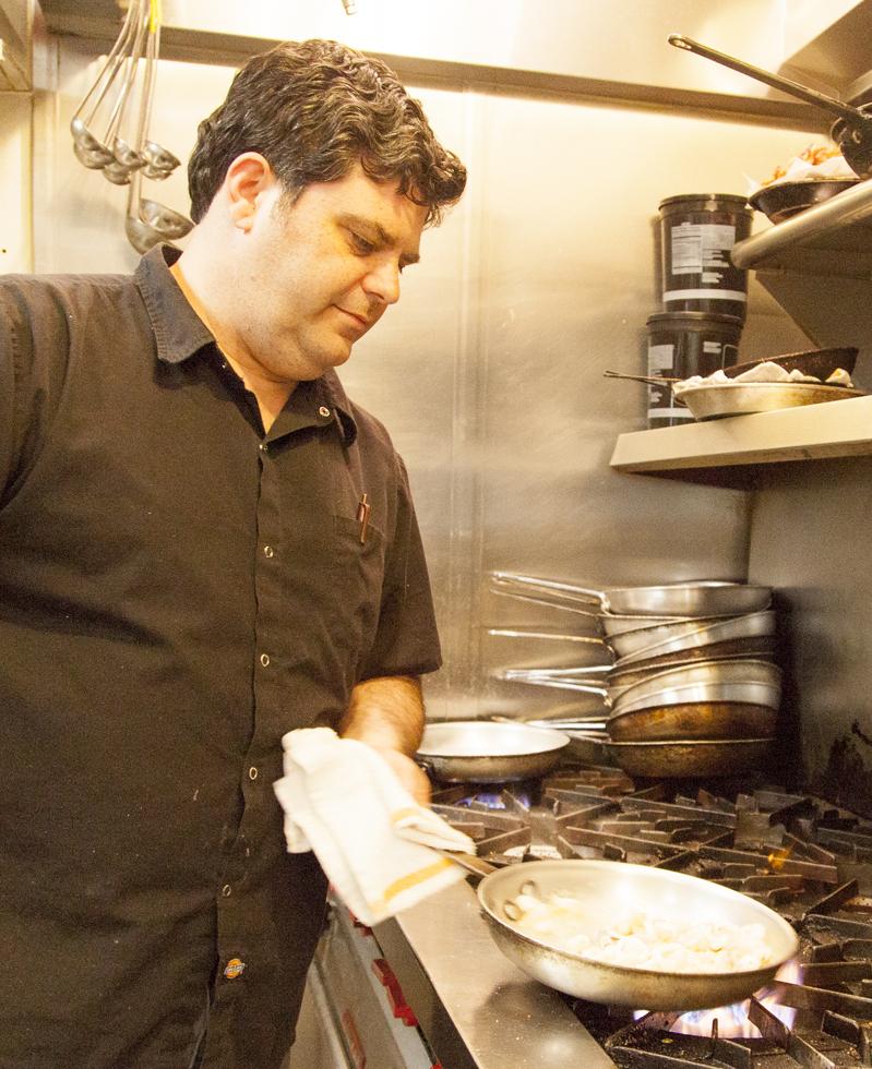 Chef Ravi Scher